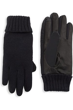 Saks Fifth Avenue Men Gloves - COLLECTION Nappa Touch Tech Leather Gloves