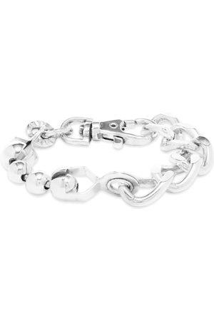 Martine Ali Men Bracelets - Dylan Mix Scrap Bracelet