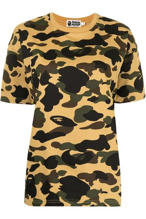 A Bathing Ape Camouflage t-shirt