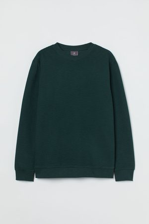 H&M Textured-knit top