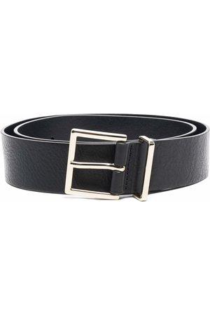Tommy Hilfiger Women Belts - Square buckle leather belt
