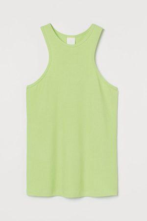 H&M Women Vests - Ribbed modal vest top