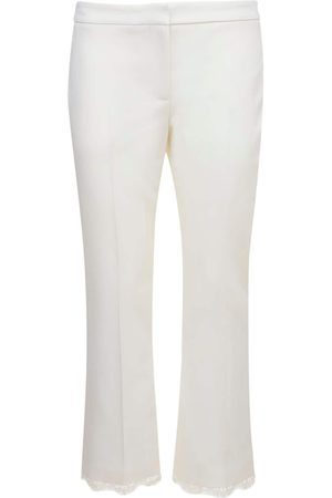 Alexander McQueen Tailored Wool Straight Pants