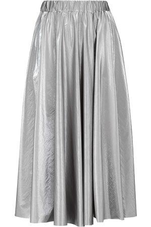 Moncler High-waisted pleated skirt