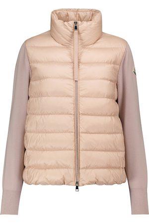 Moncler Cardigan down jacket