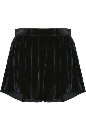 Etro Velvet shorts