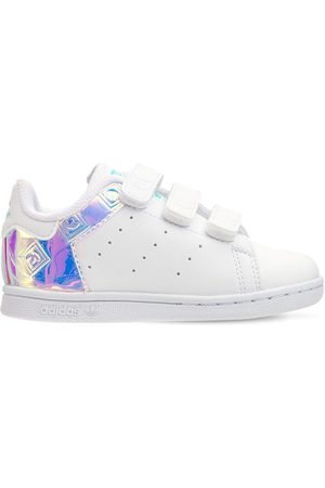 adidas Stan Smith Strap Sneakers