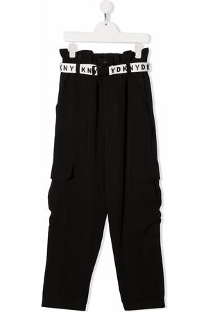 DKNY Cargo Trousers - TEEN stretch cargo trousers