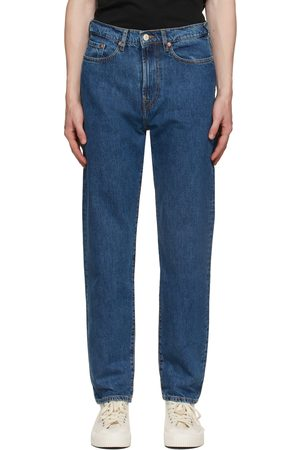 PS by Paul Smith Blue Tapered-Fit Jeans
