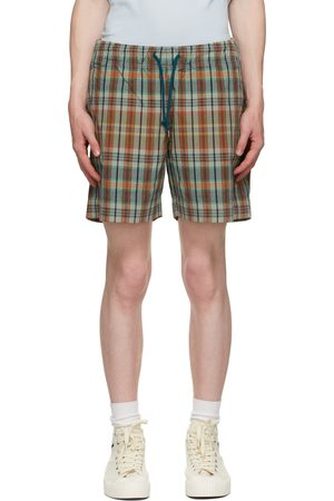 PS by Paul Smith Check Sports Shorts