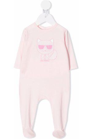 Karl Lagerfeld Choupette pyjama suit
