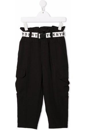 DKNY Stretch cargo trousers