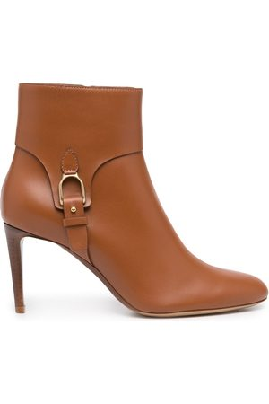 Ralph Lauren Reida ankle-length boots