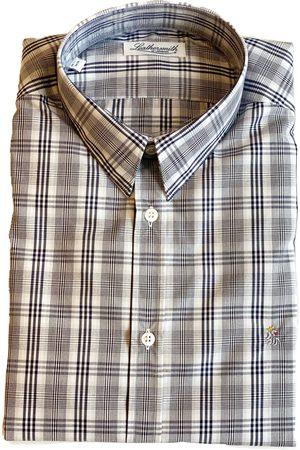 LEATHERSMITH OF LONDON 5425 Checked Shirt