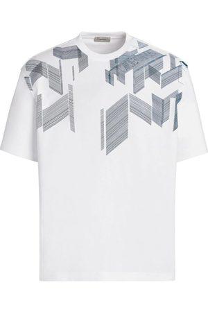 Z Zegna Graphic-Print T-Shirt