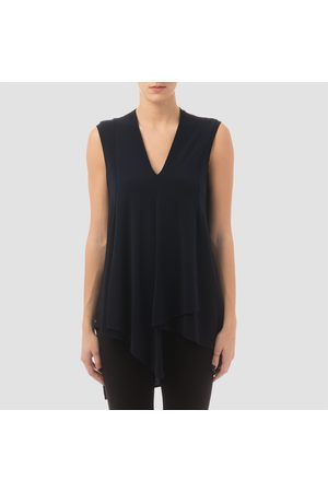 Joseph Ribkoff Midnight Sleeveless Tunic Style 161060
