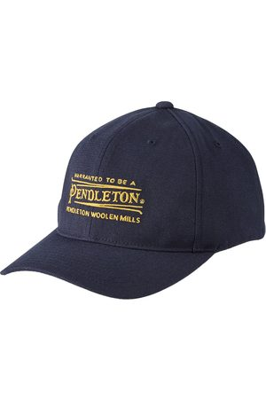 Pendleton Embroidered Hat Navy