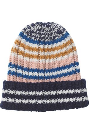 Beck Söndergaard Beck Sondergaard Doba Blue Beanie Hat