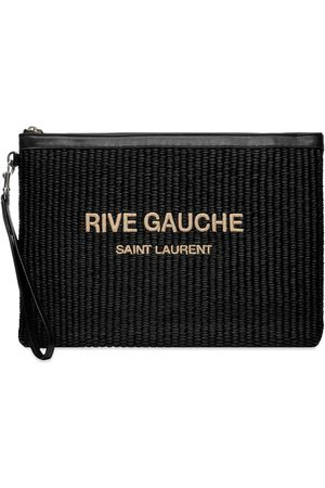 Saint Laurent Men Wallets - Rive Gauche Pouch