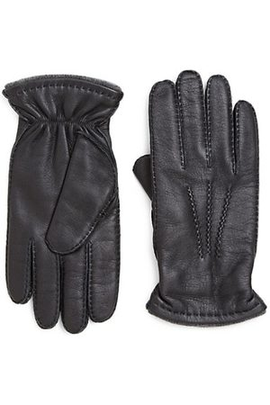Saks Fifth Avenue COLLECTION Deerskin Leather Gloves