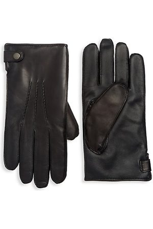 Saks Fifth Avenue Men Gloves - COLLECTION Leather Tech Gloves