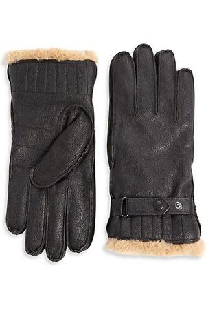 Barbour Men Gloves - Full Grain Leather Gloves