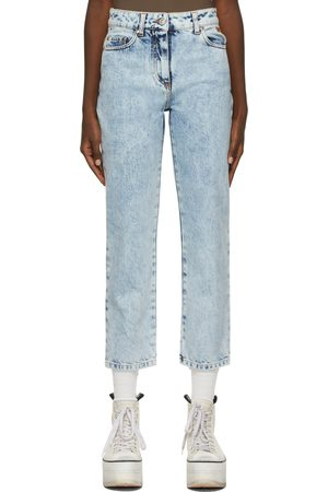 MSGM Cropped Jeans