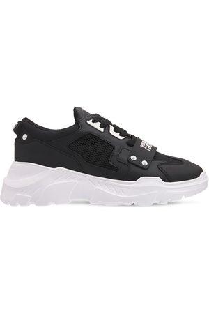 VERSACE 6cm Speedtrack Running Sneakers