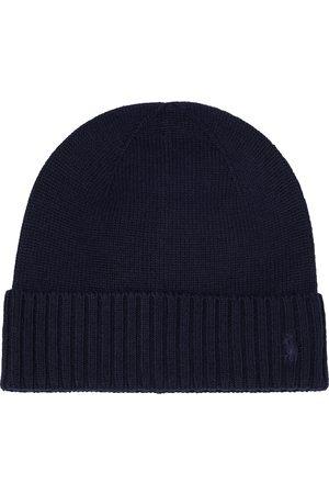 Polo Ralph Lauren Kids Wool beanie hat