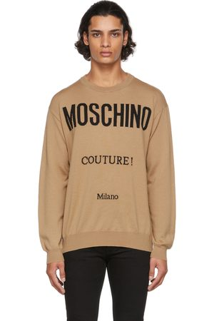 Moschino Wool 'Couture!' Sweater
