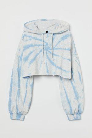 H&M Women Hoodies - Cropped hoodie