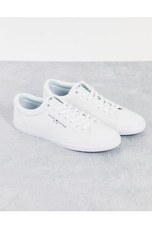 Tommy Hilfiger Essential trainer with text logo in
