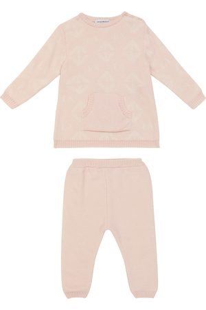 Emporio Armani Baby sweater and pants set