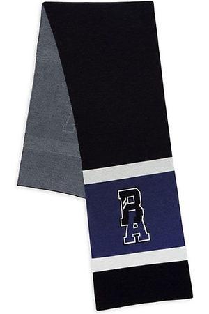 HUGO BOSS Men Gloves - Logo Wool Blend Scarf