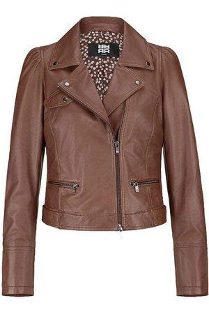 Riani Amber Leather Jacket 171030 9027 622