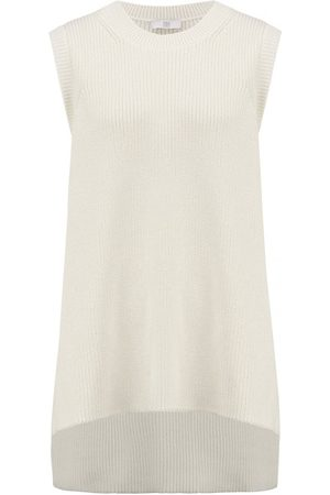 Riani Knitted Crew Tank Top 10, Colour: Off
