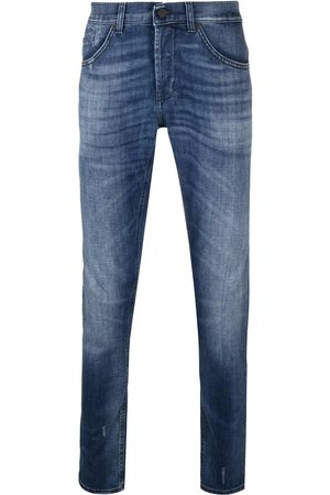 Dondup George skinny jeans blauw up232-ds0265u-br8 - 800