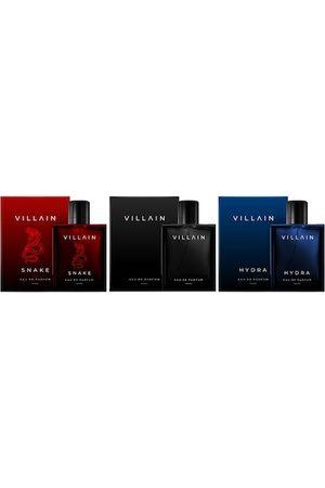 VILLAIN Men Pack Of 3 Mashup Perfume Combo