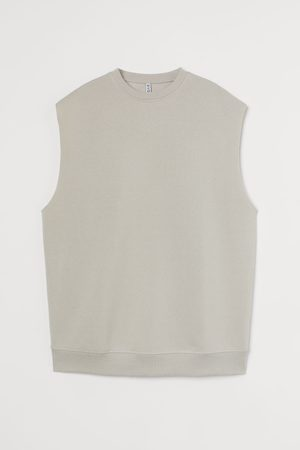 H & M Sleeveless sweatshirt