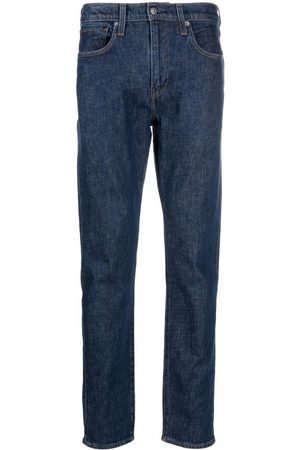 Levi's Men Tapered - 512 logo-patch tapered jeans