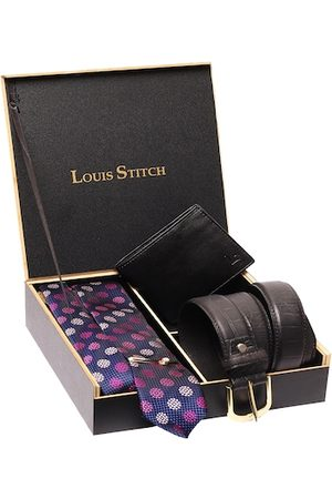 LOUIS STITCH Men Set of 4 Accessory Gifts