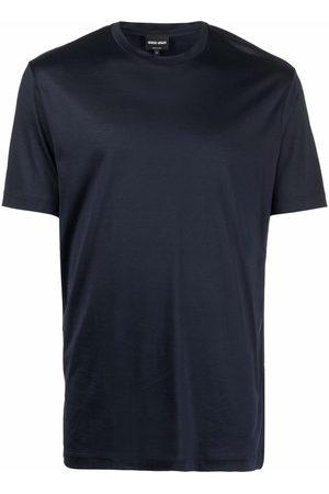 Giorgio Armani Round-neck jersey T-shirt