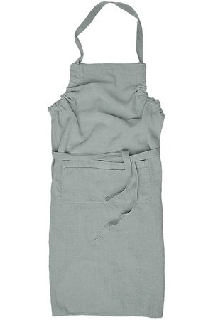 Once Milano Tie-fastening linen apron