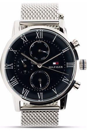 Tommy Hilfiger Men Watches - Mesh strap multifunction 44mm