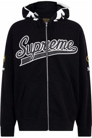 Supreme Vanson leather zip-front jacket