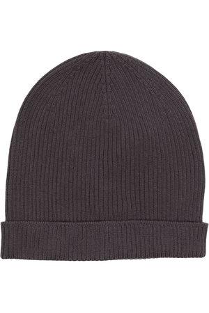 Rick Owens Beanies - Gethsemane cashmere knit beanie
