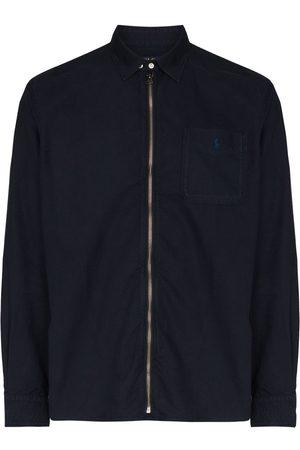 Polo Ralph Lauren Polo Pony zip-up shirt jacket