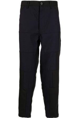 Comme Des Garçons Shirt Straight-leg tailored trousers