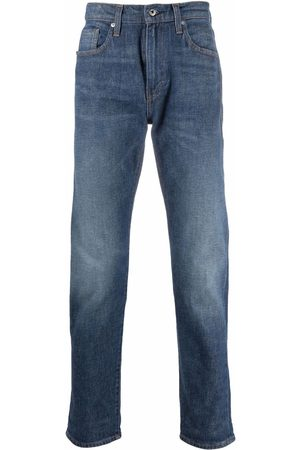 Levi's: Made & Crafted Men Tapered - Mid-rise tapered jeans