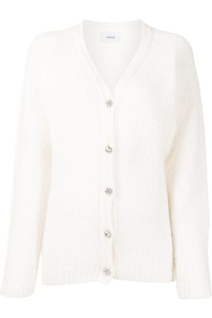 Erdem Marcilly long-sleeve knitted cardigan